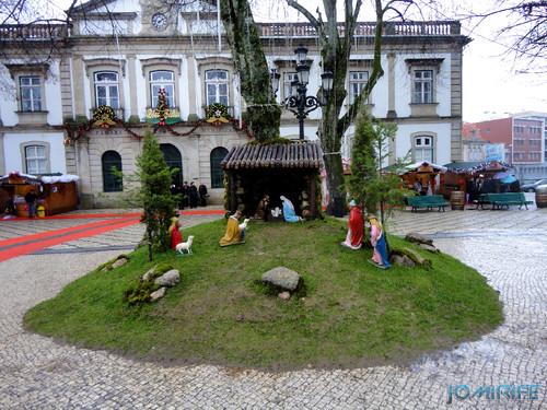 Viseu (36) Praça da República - Presépio [en] Viseu - Republic Square - Christmas crib