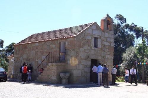 Capela Igreja de S. Miguel de Passinhos (séc. XVIII)