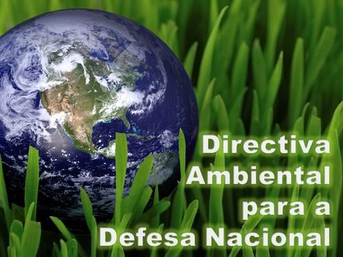 Directiva Ambiental para a Defesa Nacional