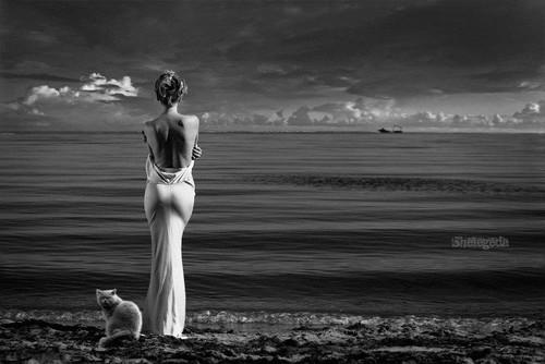 Fotografia de Olga Shelegeda