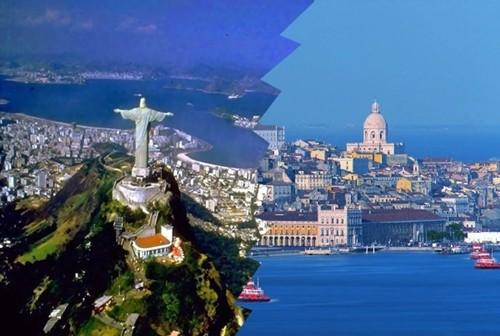 Cidades em Portugues