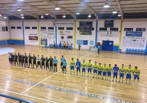 São João Sub23 - Pampilhosense 1ªJ DH Futsal 22