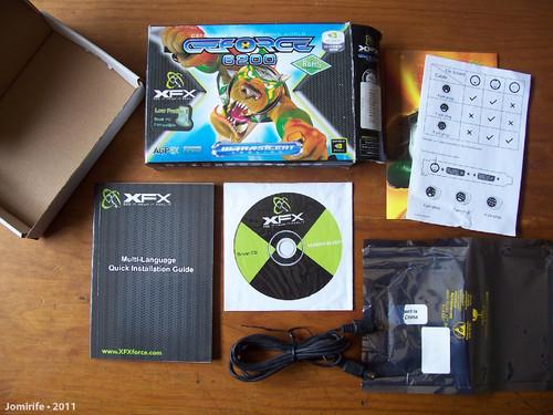 Vendo: Gráfica Nvidia GEFORCE 6200 256MB (no pc)