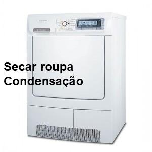 Maquina de secar roupa por condensação