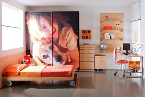 Como puedo decorar un dormitorio matrimonial