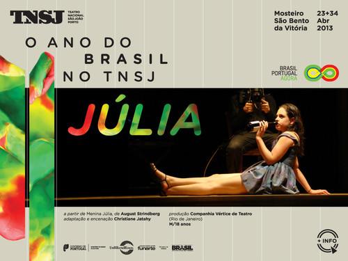 Teatro Brasileiro na Invicta...