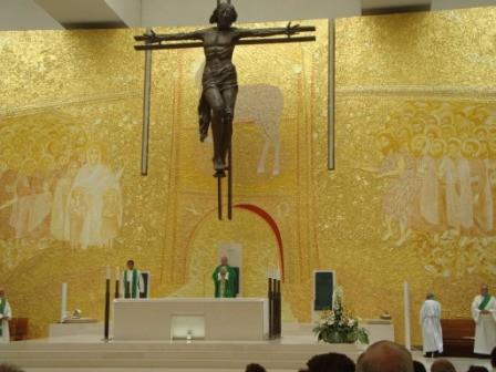 Eucaristia presidida por D. Manuel Clemente, Sua Rev.ma o Bispo do Porto