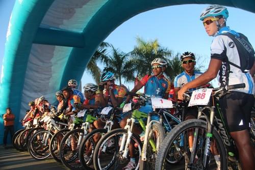 Tour de Timor 2013 - Partida