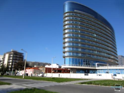 Hotel Galante: Frente do edifício