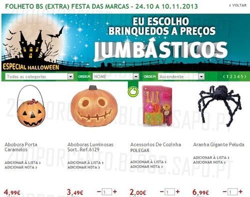 Novo Folheto | JUMBO | Extra - Festa das Marcas, de 24 Outubro a 10 Novembro, Com Brinquedos a Preços Jumbásticos