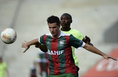 LE: Marítimo-Newcastle