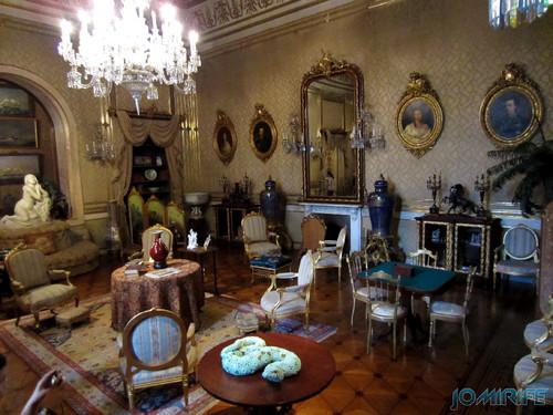 Lisboa - Palácio Nacional da Ajuda - Sala Azul [en] Lisbon - Ajuda National Palace - Blue Room