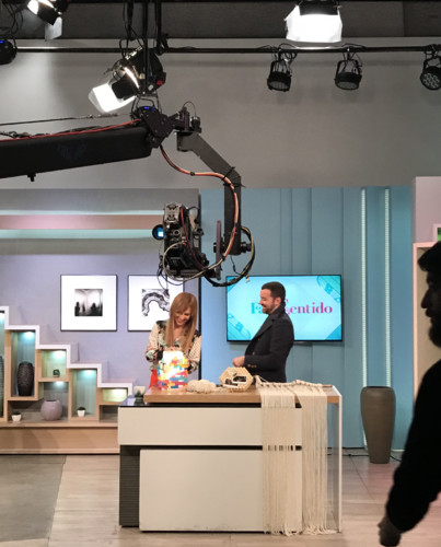 Nuno Matos Cabral e Ana Rita Clara na Sic Mulher.j