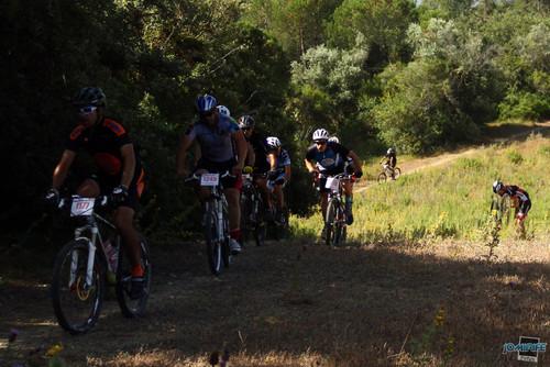 BTT Coimbra XCM 2012 Montemor (087) A subir o vale