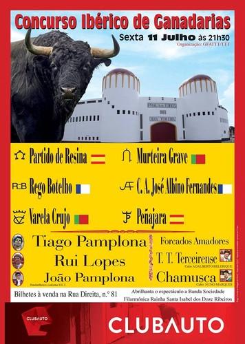 Concurso de Ganadarias, esta sexta-feira...