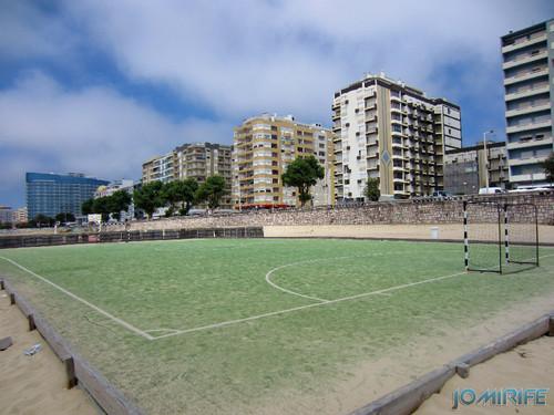 Campos de praia da Figueira da Foz / Buarcos #4 - Futebol em relvado sintético (2) [en] Game fields on the beach of Figueira da Foz / Buarcos - Football on synthetic grass