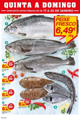 Antevisão Folheto INTERMARCHÉ Super promoções