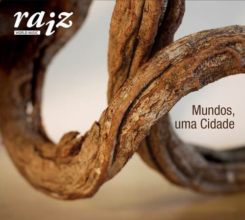 DISCO DE ESTREIA | RAÍZ | Mundos, uma Cidade | À venda dia 08 de Setembro