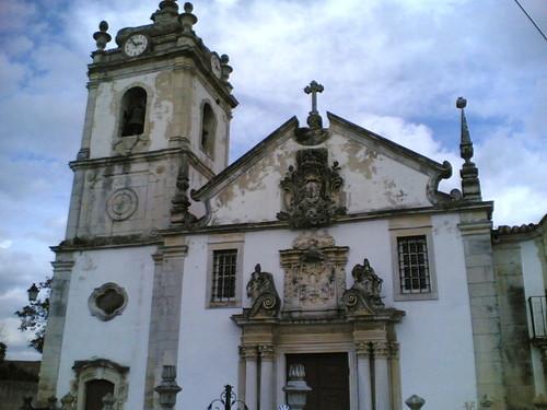 Igreja de Santo Estevão, Pereira, Coimbra