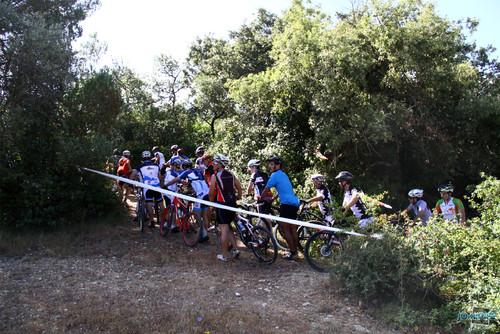 BTT XCM 2012 Montemor (104) Muita gente no trilho