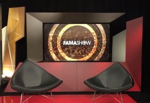 Cenário Fama Show