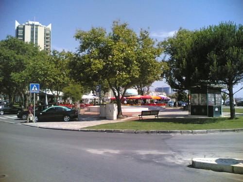 Buarcos: Jardim Parque Dr. Fernando Traqueia (Oest