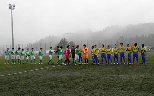Pampilhosense - Mirandense QF Taça AFC 29-01-17 2