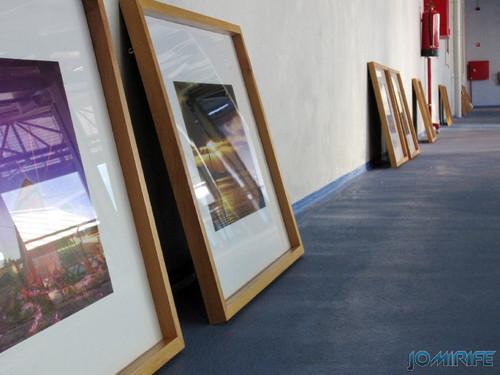 Montagem da exposição colectiva de Fotografia «Figueira da Foz, aqui sou feliz» em comemoração do 131º aniversário da Elevação da Figueira da Foz a Cidade - Quadros para pendurar