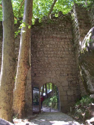 Sintra: Castelo dos Mouros - Entrada