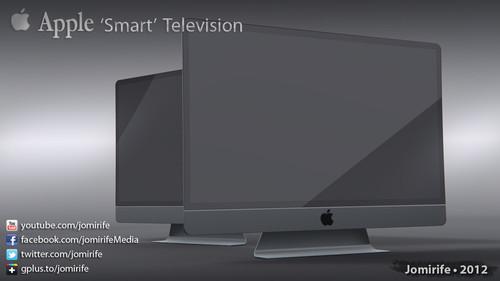 Apple Smart Television (iTV) 3