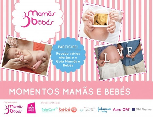 Workshops Mamas e Bebes