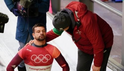 PyeongChang-2018 marcou a terceira edição consecutiva dos Jogos Olímpicos  de Inverno em que um dos irmãos da família Dukurs da Letónia terminou a  prova de ... 2be9251c3f69c