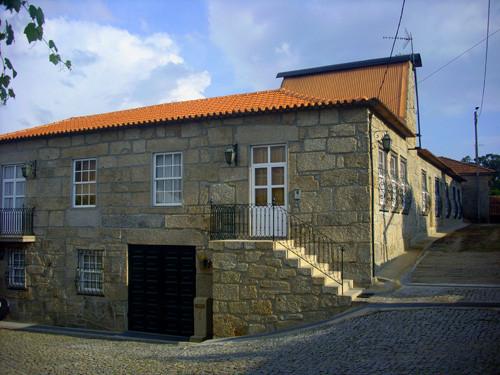 Casa do Crasto - Besteiros -Paredes