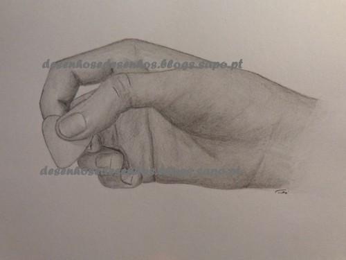 desenho mão 14