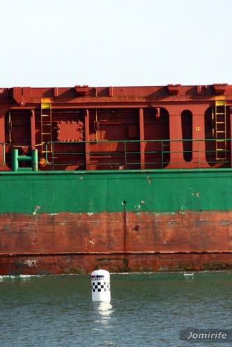 Navio comercial «Coimbra» no porto FigFoz (3)