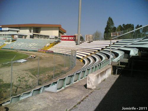 Naval x Benfica 2011-04-10 Bancada