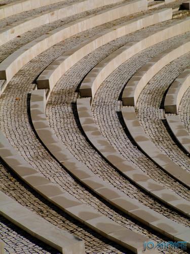 Jardim da Quinta de São Jerónimo (2) Anfiteatro [en] Garden of the Quinta de San Jerónimo - Amphitheatre