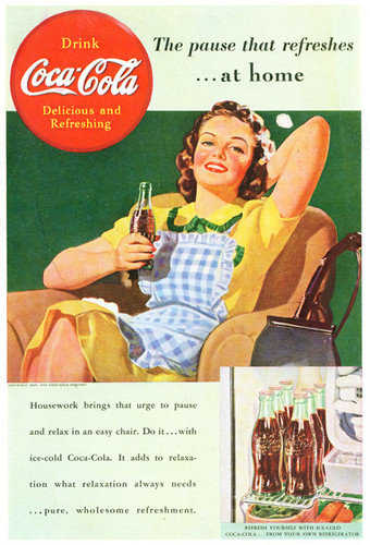 Coca Cola é que é!