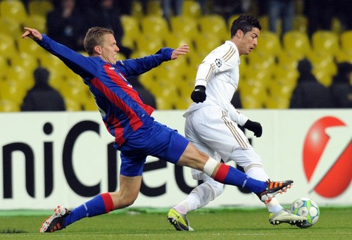 LC 1/8: CSKA-Real Madrid 11/12