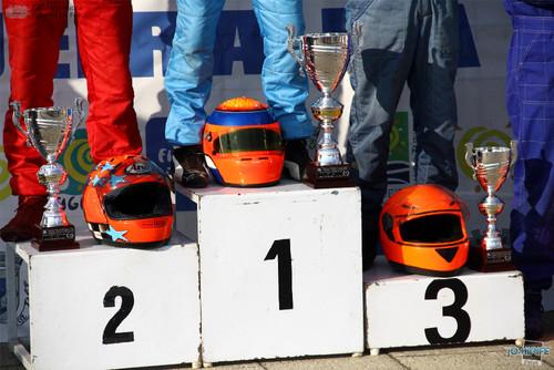 GP Motonautica (247) Troféus - Pódio F4