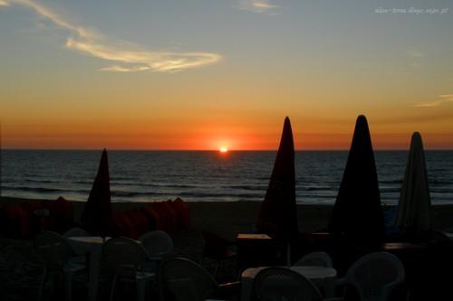 e verão que até ao fim será Verão, praia do Furadouro, 1 de Setembro de 2012