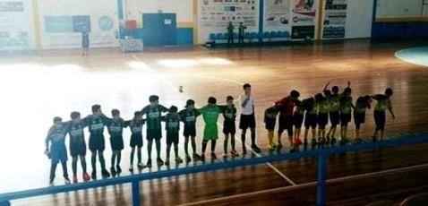 São João - Pampilhosense 2ªJ infantis futsal 13