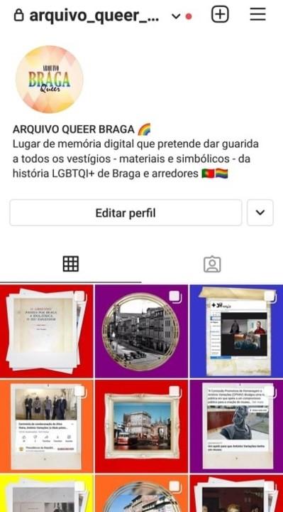 braga arquivo queer