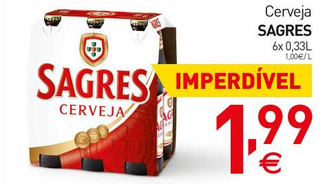 Apenas amanhã | INTERMARCHÉ | cerveja sagres