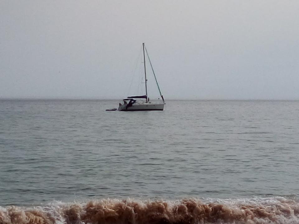 Praia da Falésia, Algarve — © 2020