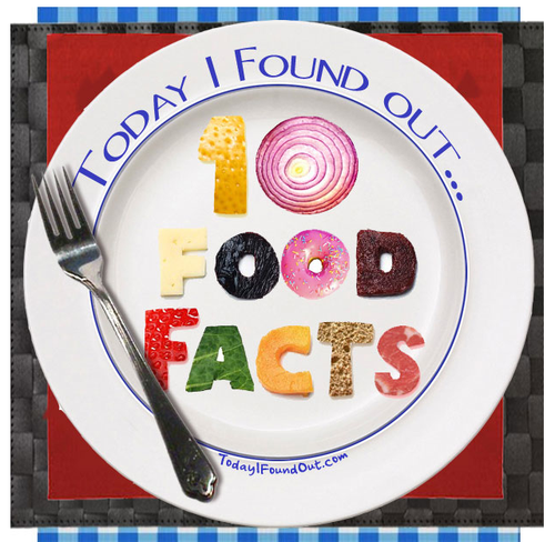 10 food facts