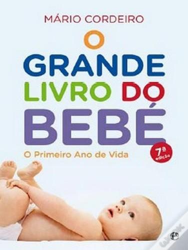 o grande livro do bebé de mário cordeiro