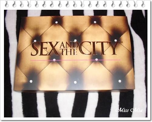 Conjunto de Perfume do Filme Sexo e a Cidade