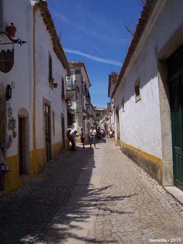 Castelo de Óbidos: Ruas