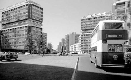 Av. dos E.U.A., Lisboa, 1957